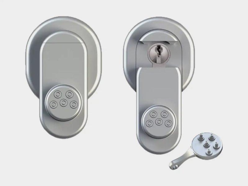 Defender DRUMM, massima sicurezza su tutte le serrature