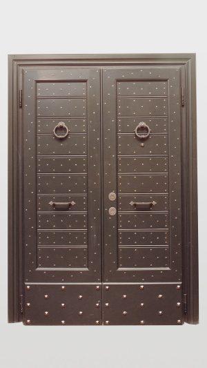 porta blindata per villa casale