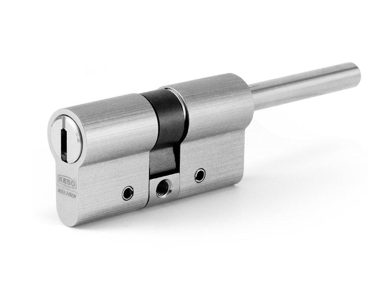 4000-S Ω sidra metal predisposto pomolo
