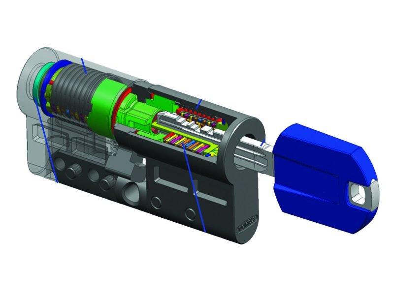 Cilindro di sicurezza SPL 300